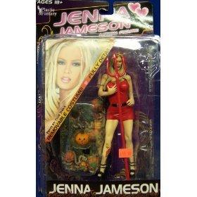 Jenna (Devil Red Dress Costume)