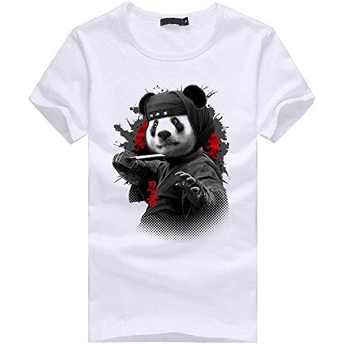 Imprimé Original shirt Sport Tees T Manches Été Blouse Hommes À Courtes Amlaiworld Humour Chemise Couple Fashion 46Iwfq