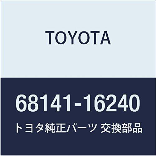 Toyota 68141-16240 Door Glass Run