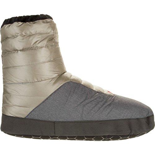 YETI puesta del sol Down - botas cálidas y mullidas de plumón de zapatos, zapatillas, zapatos Hütten Marrón marrón Talla:XS (31-34) Marrón - marrón