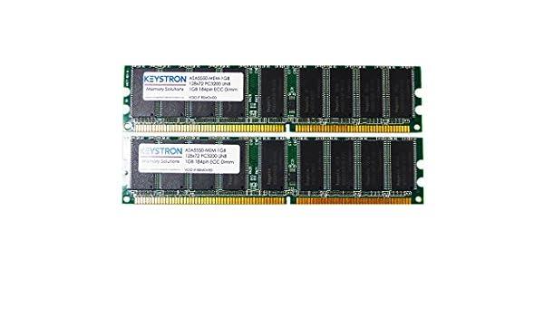 Dram Memory for CISCO ASA 5550 ASA5550-MEM-2GB 2x 1GB