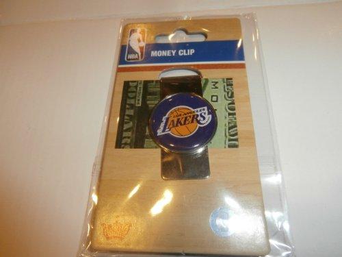 aminco NBA Los Angeles Lakers Domed Money Clip