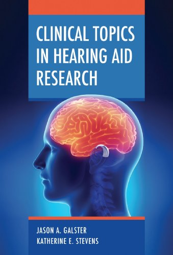 Clinical Topics In Hearing Aid Research Kindle Edition By Jason