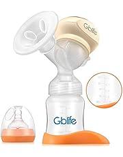 Gblife Tire-lait Électrique Portable 2 en 1
