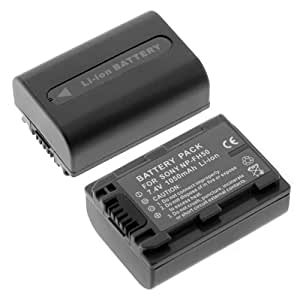 High Capacity Replacement Camcorder Lithium-Ion Battery for Sony DCR-DVD650