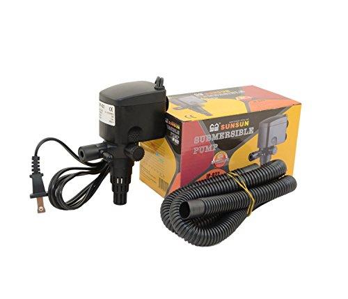 Super SUNSUN JVP-022 Aqua Power Head Pump, 158 GPH
