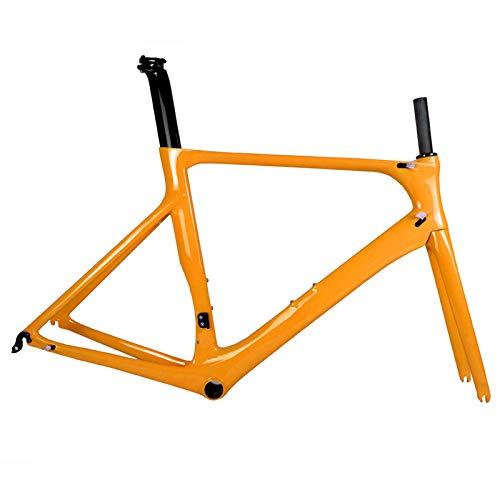 Cuadro de bicicleta de carretera de carbono completo DI2 y ...
