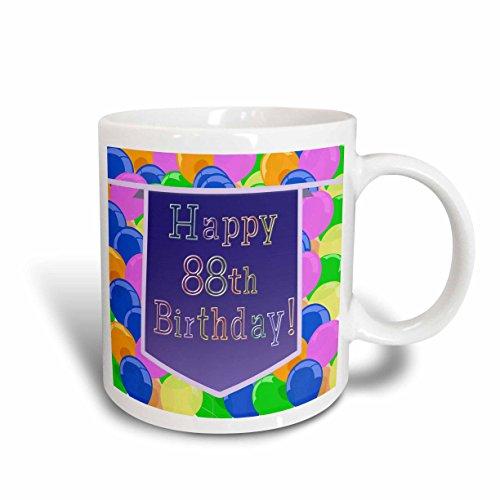 3dRose-Beverly-Turner-Birthday-Design-Balloons-with-Purple-Banner-Happy-88th-Birthday-Mugs