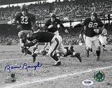 #10: Autographed Sammy Baugh Photograph - 8x10 deceased)- Hologram - PSA/DNA Certified - Autographed NFL Photos