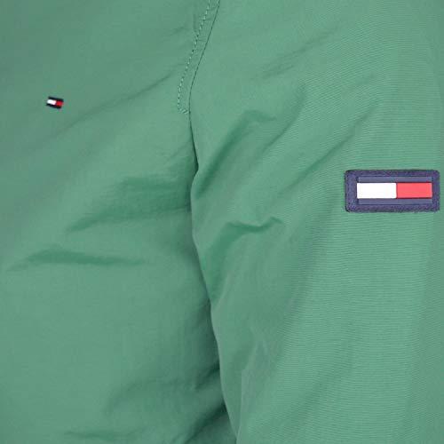 Homme Pour Verte Vert Jeans Veste Tommy Régular qX6AxUpSnw