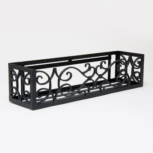 Compare Price To Wrought Iron Window Boxes Tragerlaw Biz