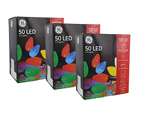 Holiday Home 50 C9 Led Light Set in US - 2