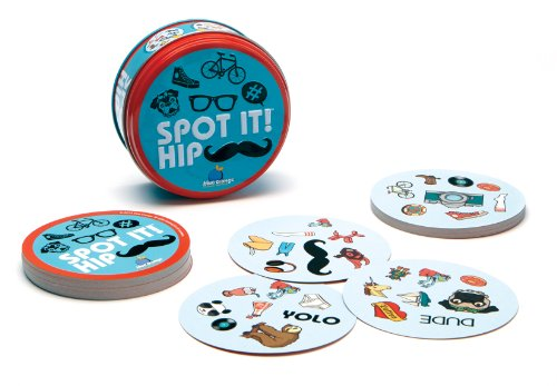Spot-it-Hip-Card-Game