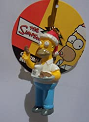 Kurt S. Adler The Simpsons -Homer Simpson Christmas Ornament 2007