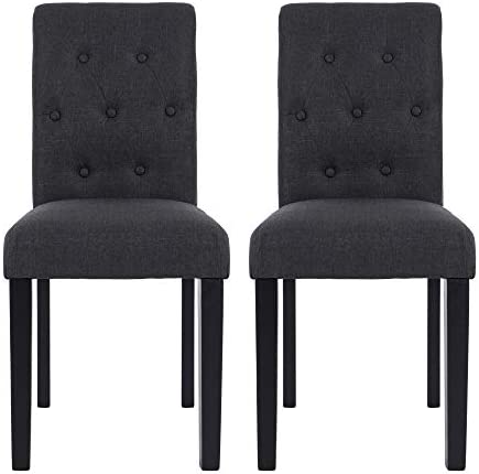 NOBPEINT Fabric Dining Chairs