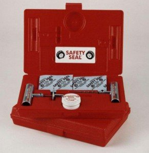 Safety Seal Tire Repair - Safety Seal Auto & Light Truck Deluxe Tire Repair Kit, 60 Repairs