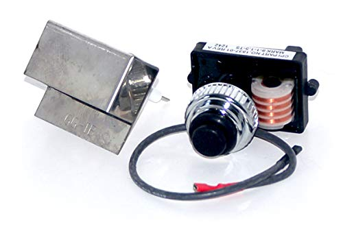 MHP Gas Grill Electronic Ignitor Complete Kit for WNK, TJK, JNR FFEIB-Set by MHP