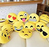 12'' Emoji Pillow (set of 20) Assorted Emojis
