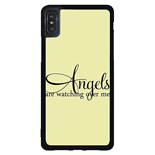 Women's Case Compatible iPhone Xs Max, Angvander Angels are. Anti Slip Ultra Thin Phone case Compatible iPhone Xs Max, Cool Design Case Cover Compatible iPhone Xs ()