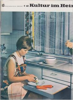 Kultur Im Heim Möbel Einrichtung Zeitschrift Ddr 1968 4 Amazonde