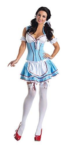 Kansas Cutie Body Shaper Adult Costume - Small