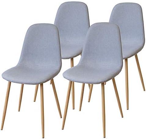 test/ées par SGS Albatros Chaises de Sale /à Manger r/étro FANO Lot de 2 chaises Beige