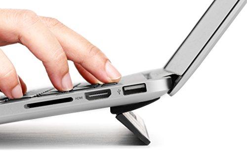 Blue Lounge Kick Flip Ergonomic Laptop Stands - for 15-inch Laptops