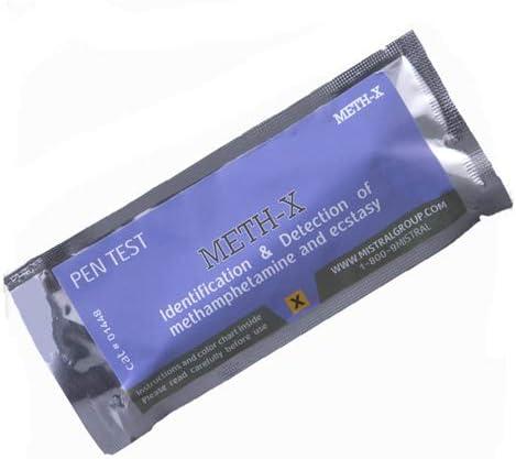 Mistral Meth Methamphetamine Drug Detection Test Identification Residue Pens