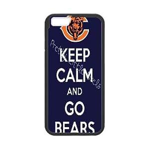 iphone6 4.7 inch Phone Case Black Chicago Bears VAN5142805