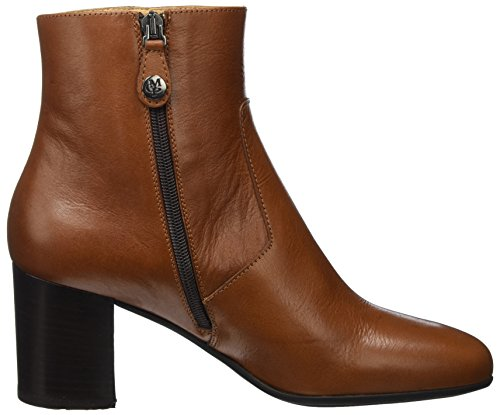 cognac O'polo 70814176201110 Donna High Marc Heel Bootie Stivali Marrone pH4qB4U