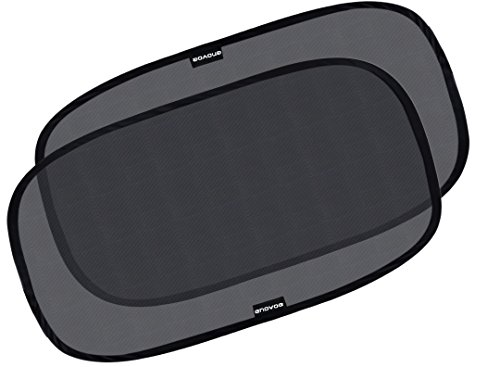 Car Window Shade - (2 Pack ) - XL - 25