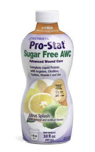 Pro-Stat Sugar Free AWC - Citrus Splash, 30 fl oz (Case of 4 ()
