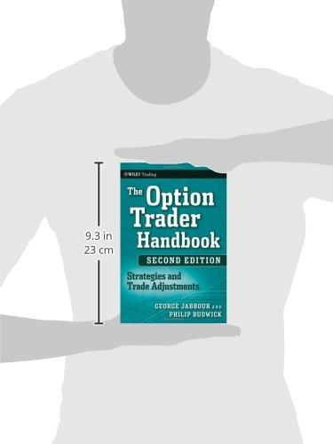 41mItjokKNL - The Option Trader Handbook: Strategies and Trade Adjustments