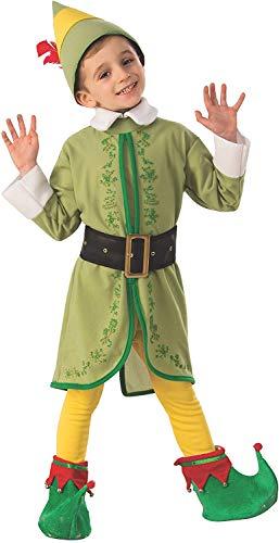 Buddy Elf Hat (Rubie's Child's Elf Buddy Costume,)