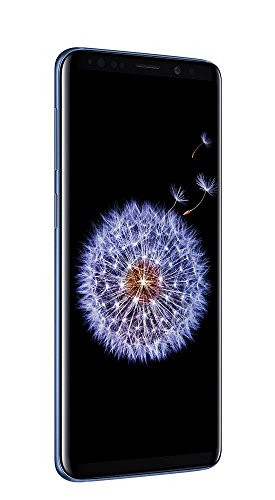 Samsung Galaxy S9 SM-G960F/DS Dual Sim 128GB/4GB - GSM ONLY - Factory Unlocked International Version - No Warranty in The US (Coral Blue)