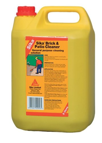 Sika Brick U0026 Patio Cleaner 5Lt
