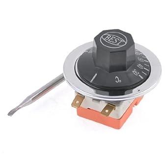 30-110 Celsius regolabile regolatore di temperatura capillare del termostato