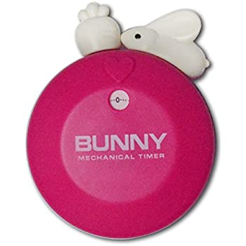 eSeeking Kitchen Timer, Mechanical Timer, Time manager-Roseate Bunny