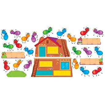 Busy Ants Job Chart