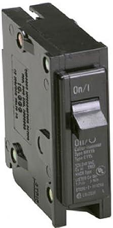 Eaton CL115CS Single Pole 15 Amp Classified Breaker Eaton Corporation