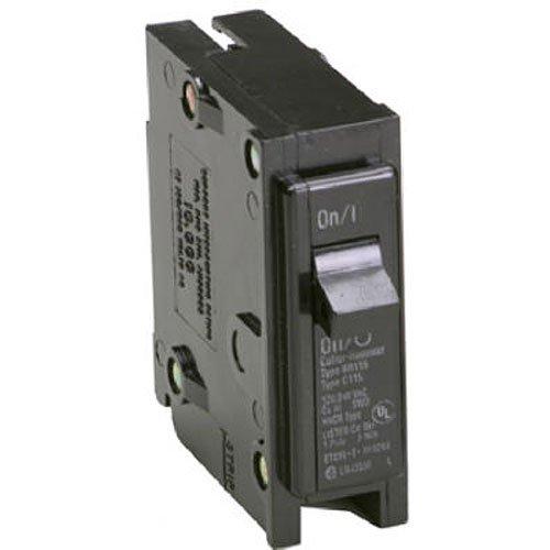 Eaton Corporation Br120 Single Pole Interchangeable Circuit Breaker, 120V, 20-Amp