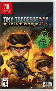 Will Tiny Troopers XL Be A Future Nintendo Switch Rarity