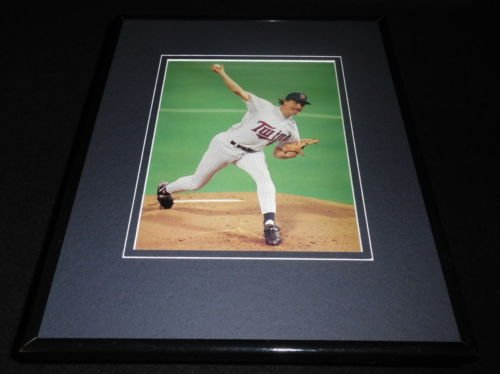 Jack Morris 1991 World Series Game 7 Framed 11x14 Photo Display Twins
