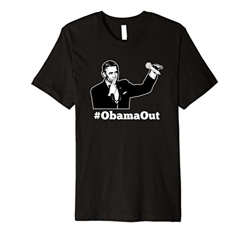 Obama Out ObamaOut Fitted T Shirt product image