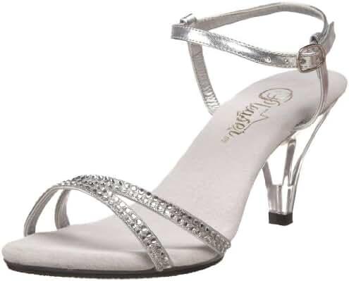 Pleaser Women's Belle-316 Sandal