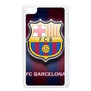 Language still DIY Case Futbol Club Barcelona For Ipod Touch 4 QQW783565