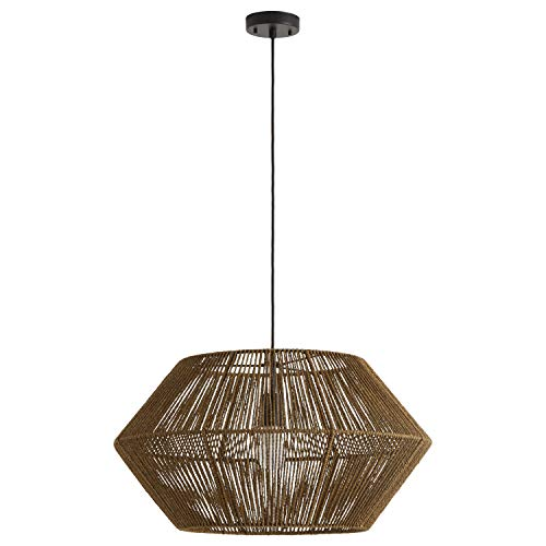 Brown Pendant Light Shades in US - 8