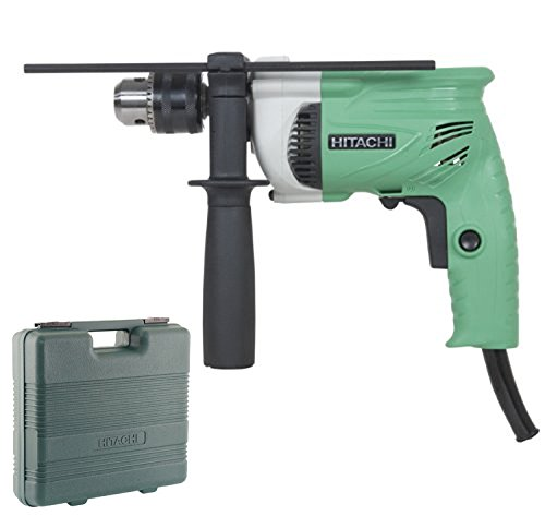 Factory-Reconditioned: Hitachi DV16VSS 5/8-Inch 5.4 Amp Hammer Drill, VSR 2-Mode