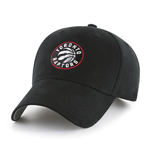OTS NBA Toronto Raptors Children Cinch All-Star MVP Adjustable Hat, Kids, Black