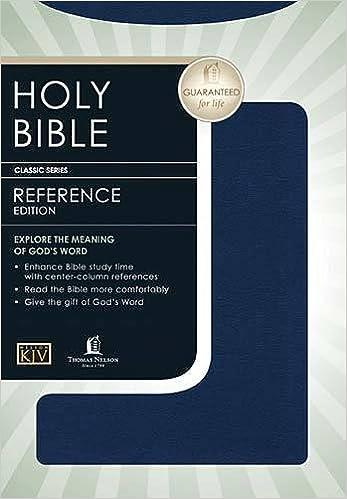Reference Bible-KJV